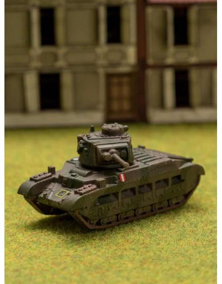 Reproduction du Char d'infanterie MATILDA 2