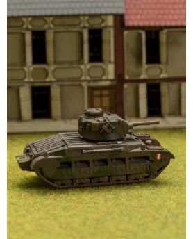 Minniature 1/100 du Char d'infanterie MATILDA 2