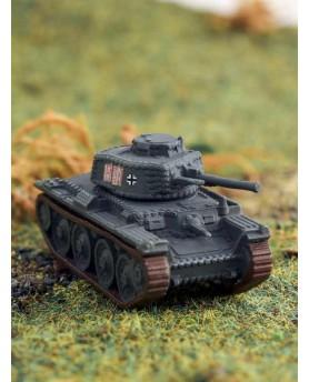 Char Léger Tchecoslovaque CKD LTs38