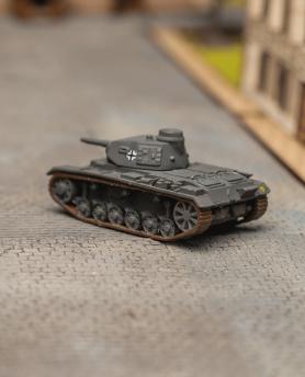 Char d'assaut Panzer III  ausf E