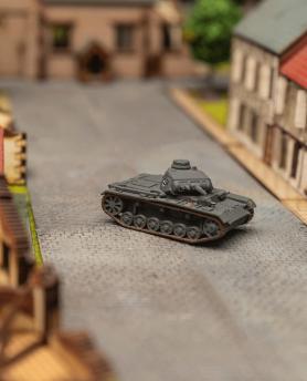 char Panzer III  ausf E