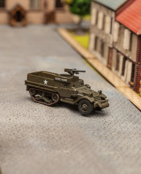 "Transport Blindé M3-M5  ""Half track"""