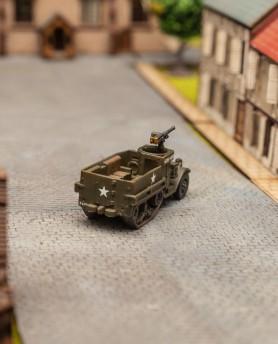 """Transport Blindé M3-M5  """"Half track"""""""
