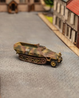 "Transport de troupes Sdkfz 251/1  ""Hanomag"""