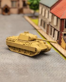"""miniature Char Panzer V  """"Panther"""" Ausf A (Shurtzen)"""