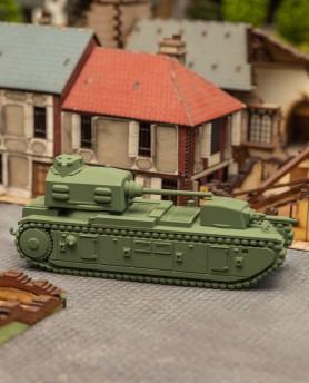 char forteresse français FCM F1