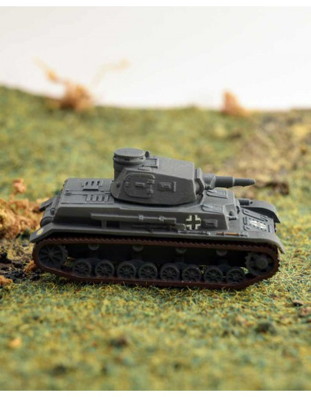 Char miniature Panzer IV ausf D - Char PANZER 4
