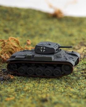 Miniature char allemand Panzer II  ausf C