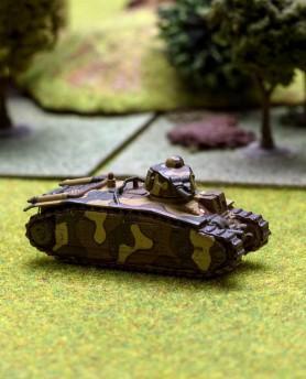 char d'assaut français B1bis