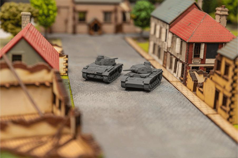 Panzer III E